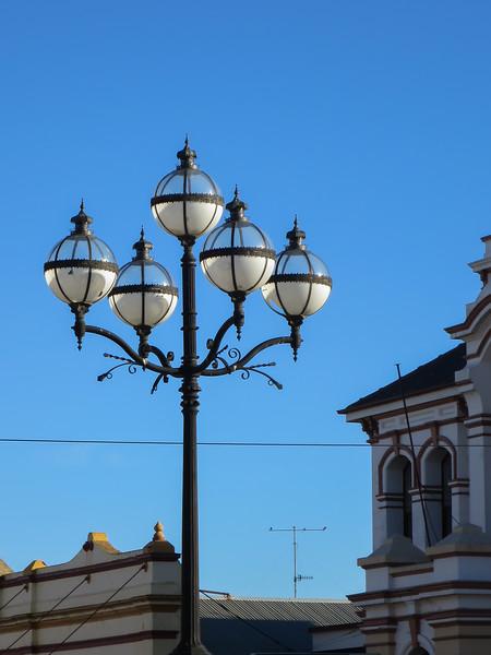 Street Lights - Glen Innes, New South Waleszgz