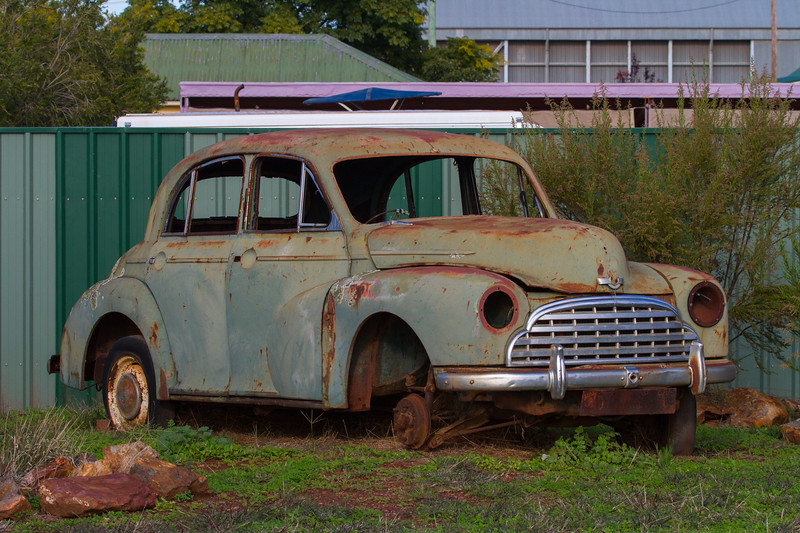 Retired - Mirrool, New South Wales
