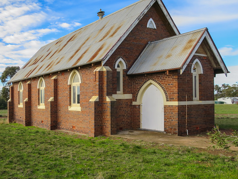 Church - Mirrool, New South Wales