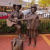 Slim Dusty and Joy McKean - Tamworth, New South Wales
