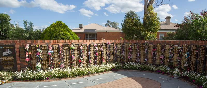National Truck drivers Memorial - Tarcutta, New South Wales