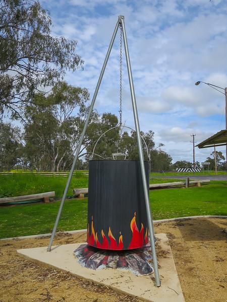 """""""Big Billy"""" - Argonauts Park (Trangie), New South Wales"""