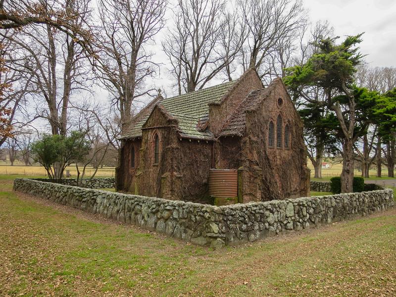 All Saints Anglican Church - Gostwyck (Uralla), New South Wales
