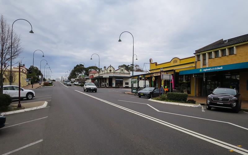 Main Street - Uralla, New South Wales