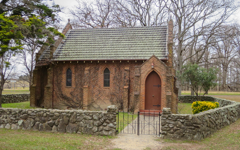 All Saints Anglican Church - Gostwyck (Uralla), New South Wales