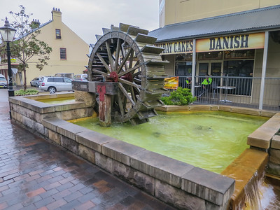 Mill Wheel - Windsor, New South Wales
