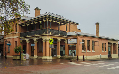Old Post Office - Windsor, New South Wales