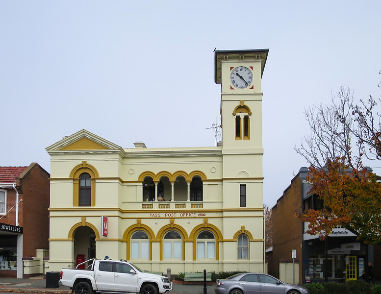 Post Office - Yass, New South Wales