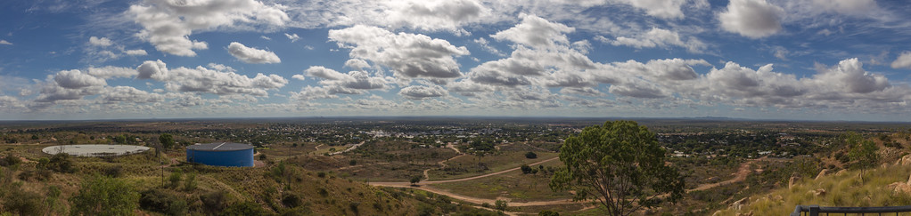 Towers Lookout - Charters Towers, Queensland