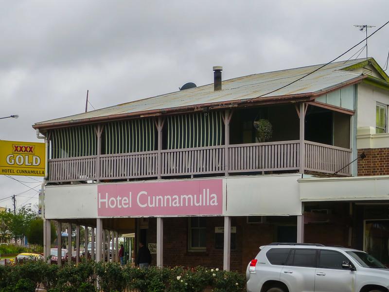 Hotel Cunnumulla - Cunnumulla, Queensland