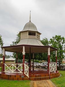 Rotunda - Cunnumulla, Queensland