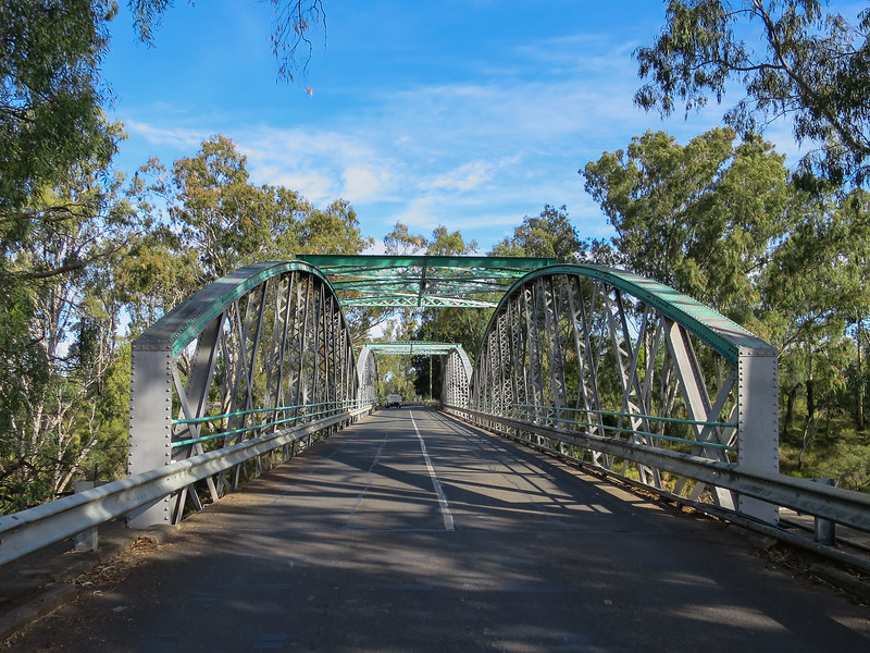 Bridge - Goondiwindi, Queensland