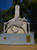 Gunsynd Memorial - Goondiwindi, Queensland
