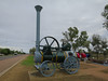 Steam Engine - Ilfracombe, Queensland<br /> Manufactured by Robison Brothers & Co, South Melbourne, and used for many years on Isis Downs for pumping water and driving the station saw bench.
