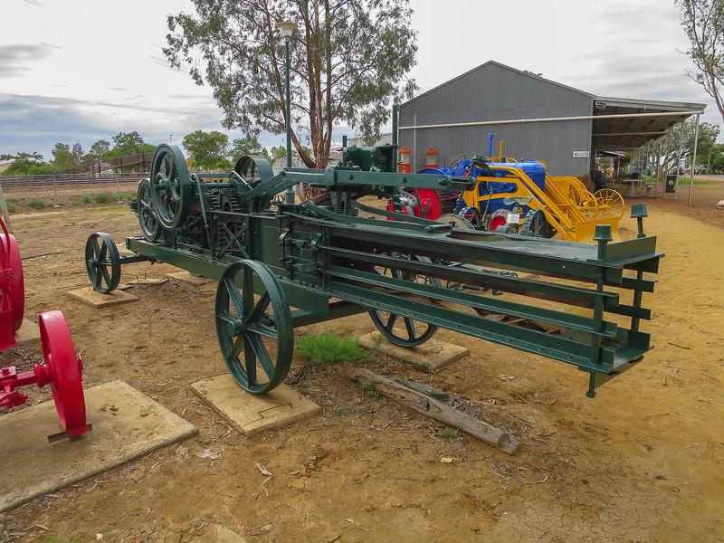 Hay Baler - Ilfracombe, Queensland