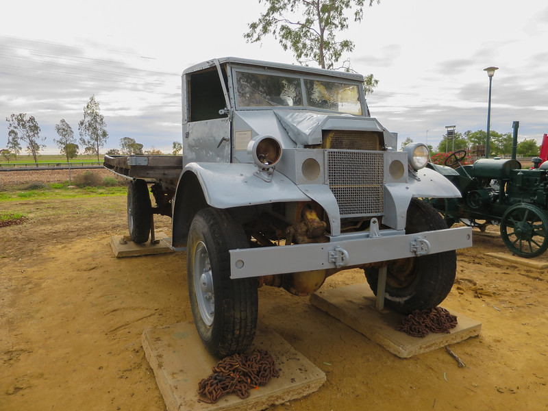 Blitz Truck - Ilfracombe, Queensland<br /> 1941, 3 ton Chevrolet Blitz, built in Ontario, Canada. Probably brought to Australia from the Middle East by the A.I.F.