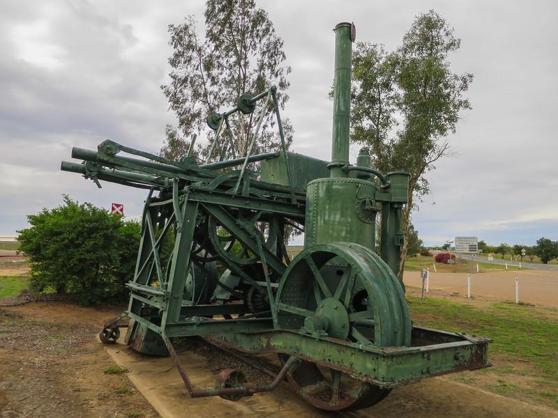 Machinery - Ilfracombe, Queensland