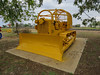 Caterpillar D8 - Ilfracombe, Queensland<br /> Produced in the late 1940's this machine was from Melrose Station in Winton.