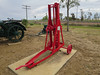Cherry Post-Hole digger - Ilfracombe, Queensland<br /> Used for fencing on Aberfoyle and Landsborough Stations, Hughended during the 1940's