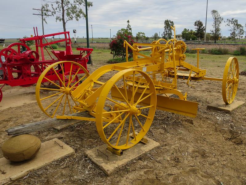 6 Horse Drawn Grader - Ilfracombe, Queensland