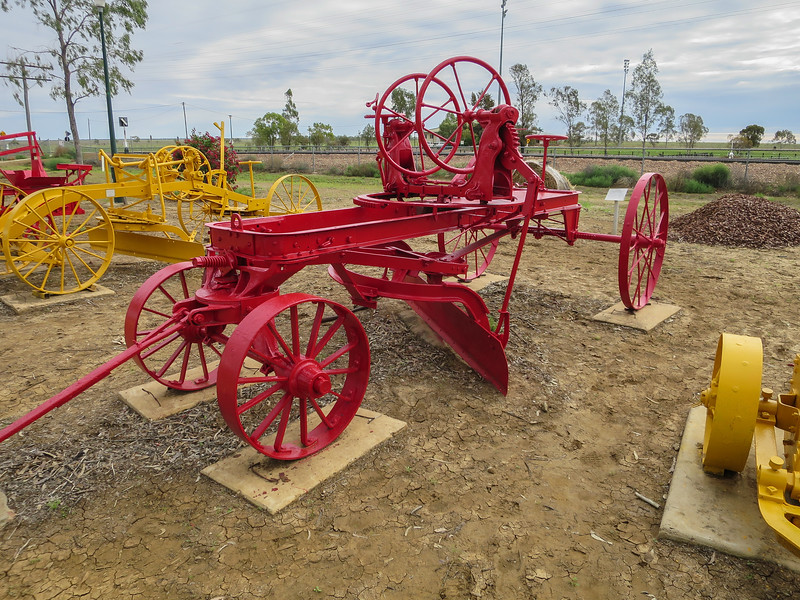 10 Horse Drawn Grader - Ilfracombe, Queensland