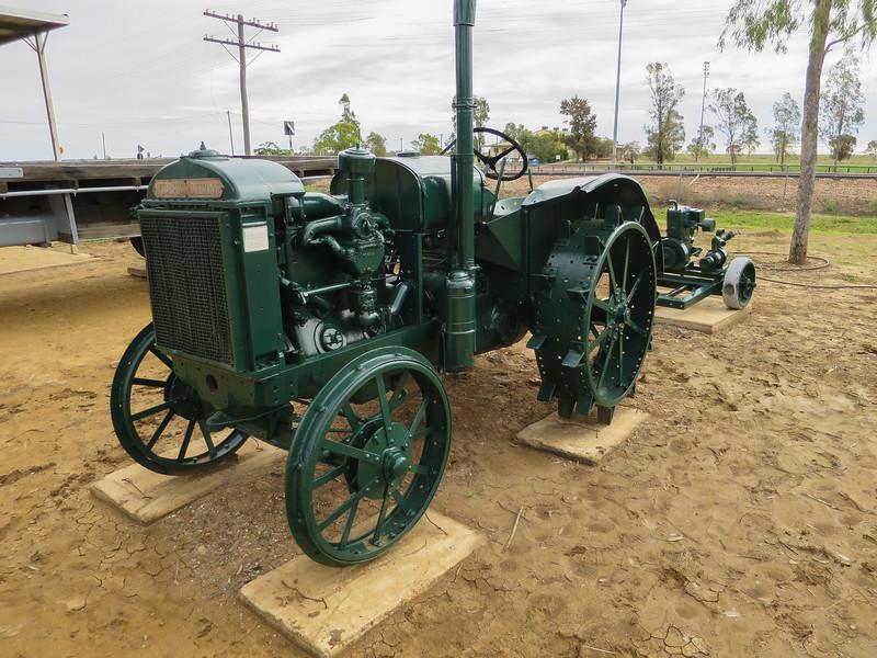 McCormack-Deering W30 Tractor - Ilfracombe, Queensland<br /> 30 H.P.