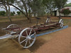 Old Comet Fire Plough - Ilfracombe, Queensland