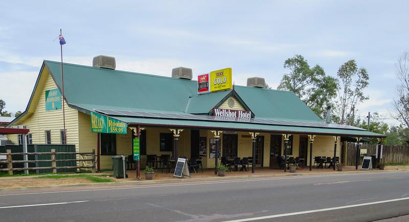 Wellshot Hotel - Ilfracombe, Queensland