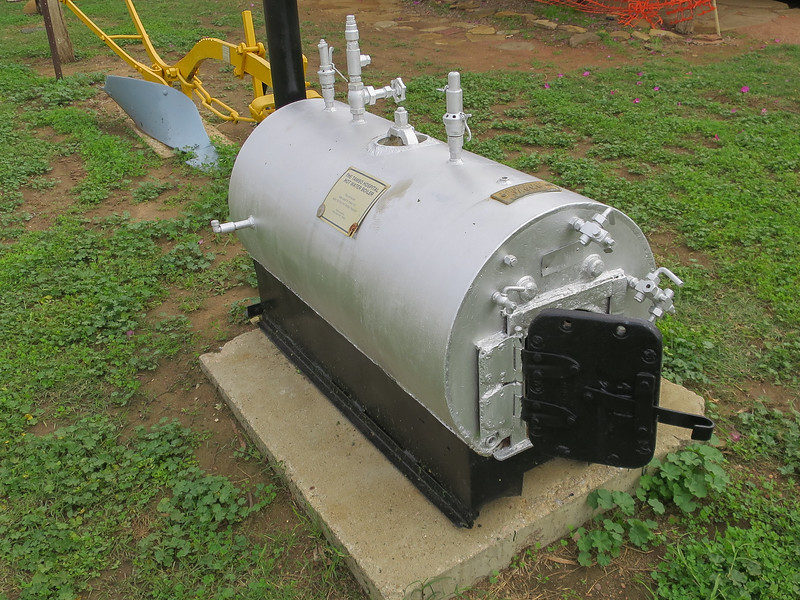 Tambo Hospital Hot Water Boiler - Ilfracombe, Queensland
