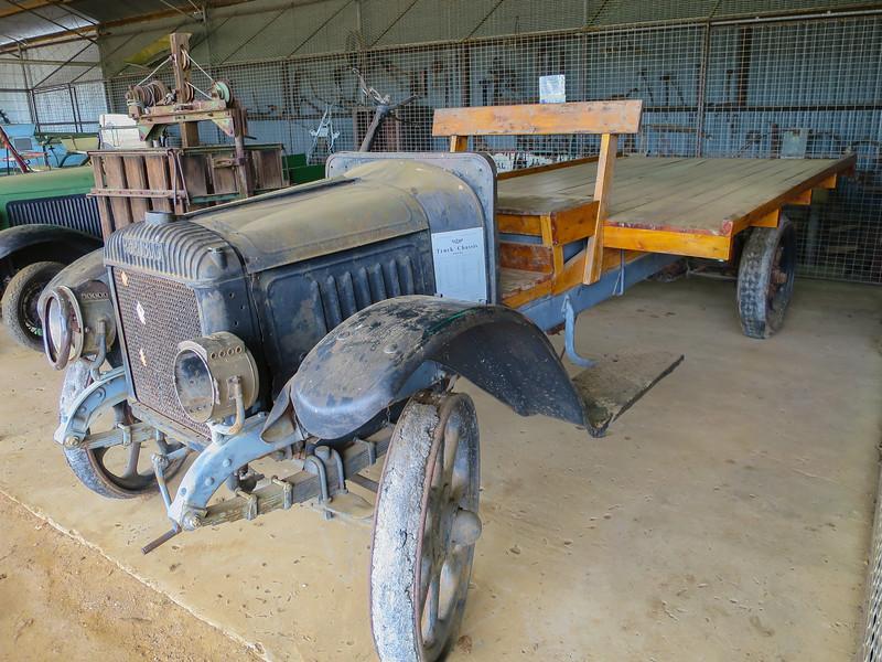 Republic Truck - Ilfracombe, Queensland