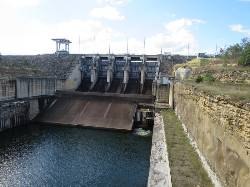 Wivenhoe Dam - Ipswich, Queensland
