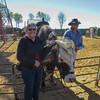 Rhossie with Lachie Cossor & Jigsaw, Australian Stockman's Show - Longreach, Queensland