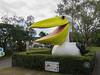 """""""The Big Pelican (built circa 1977) - Noosa, Queensland"""