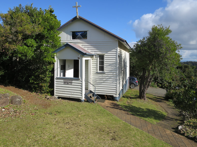 Church - O'Reilly's Rainforest Retreat, Queensland