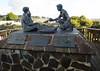 Memorial to Bernard O'Reilly, O'Reilly's Rainforest Retreat, Queensland