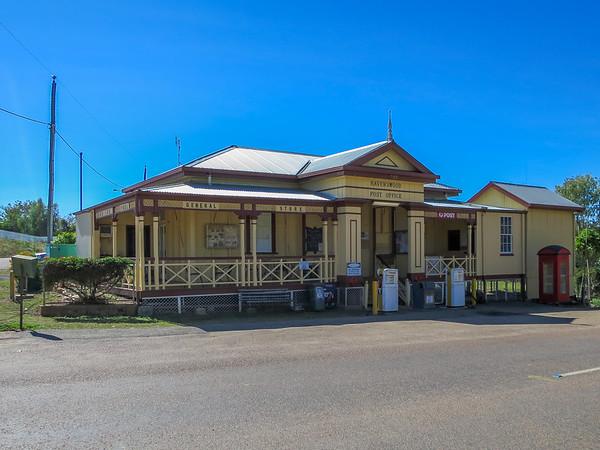 Post Office - Ravenswood, Queensland Established in 1885