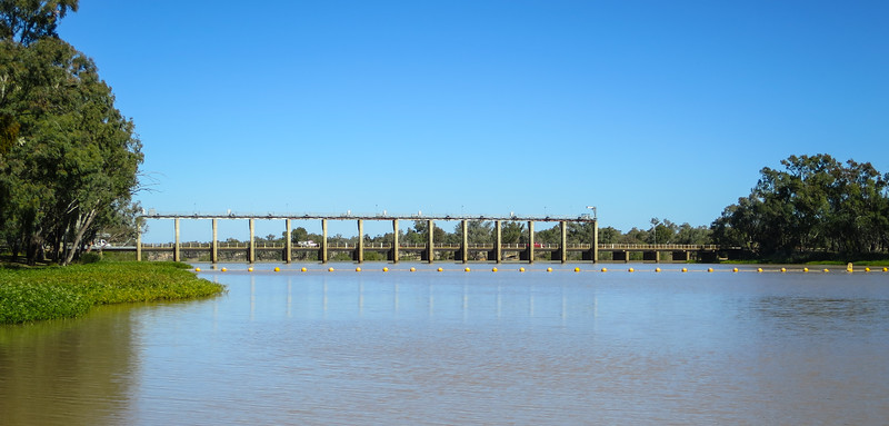 Jack Taylor Weir - Balonne River (St George), Queensland