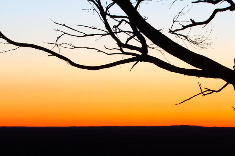 Sunset - Stonehenge, Queensland
