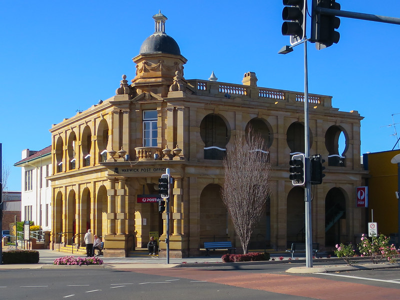 Post Office -  Warwick, Queensland