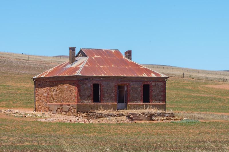 Farm Building at Burra, South Australia