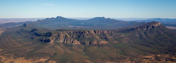 Wilpena Pound - South Australia