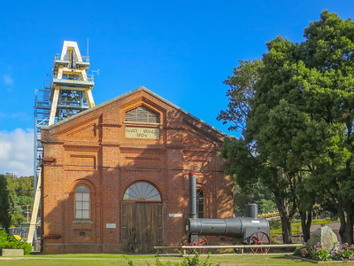 Historic Gold mine and Heritage Centre in Beaconsfield, Tasmania