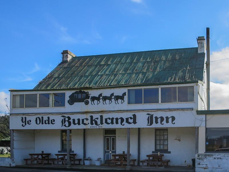 'Ye Olde Buckland Inn' - Buckland, Tasmania