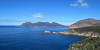 Cape Tourville - Freycinet National Park. looking towards Wineglass Bay, Tasmania