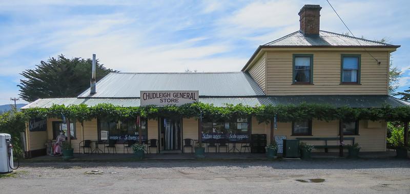 Chudleigh General Store, Tasmania