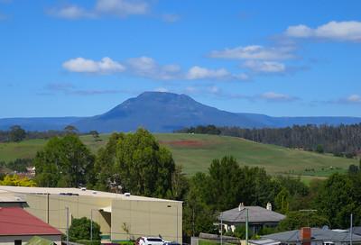 Quamby Bluff - Deloraine, Tasmania
