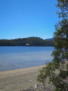 Pumphouse Point - Lake St Clair, Tasmania Lake St Clair is Australia's deepest natural lake