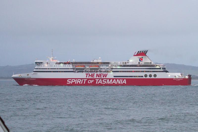 Spirit of Tasmania - Devonport, Tasmania