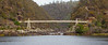 Alexandra Suispension Bridge, First Basin Cataract Gorge - Launceston, Tasmania