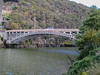 King's Bridge at mouth of Cataract Gorge - Launceston, Tasmania